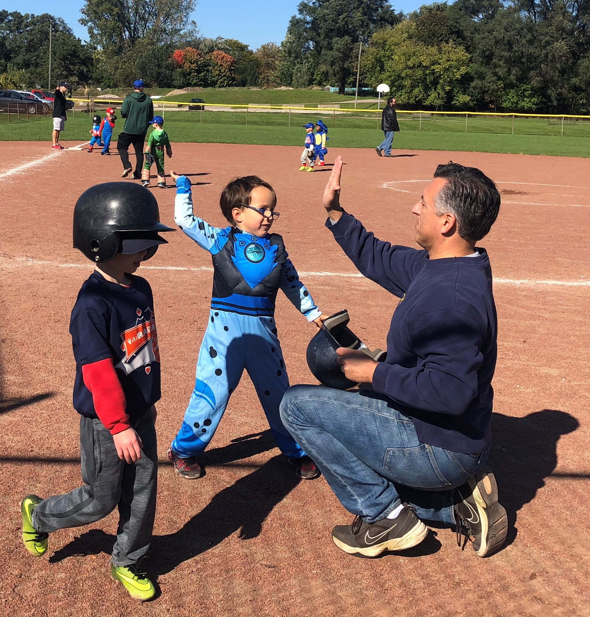 Rara > Youth Recreation > Youth Sports Leagues > Youth T-Ball League